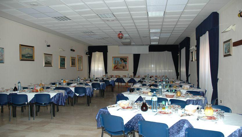 Sala da Pranzo circolo Ufficiali