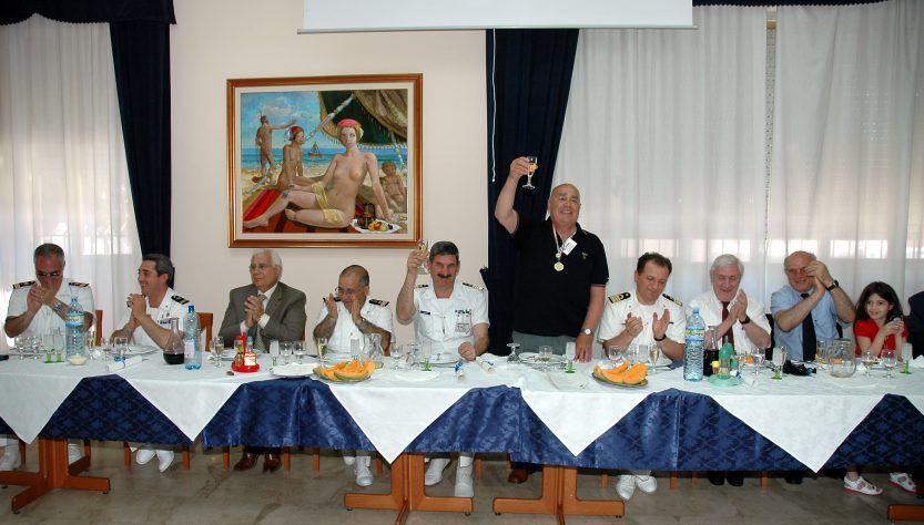 Antonio I1ZB Brindisi finale