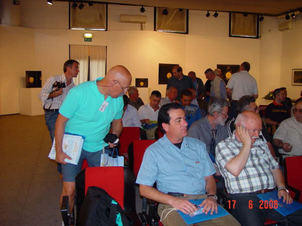 Meeting INORC 2006 La Spezia
