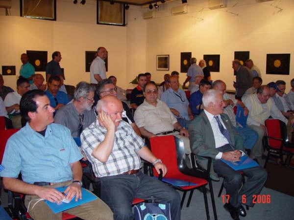 Meeting INORC La Spezia 2006