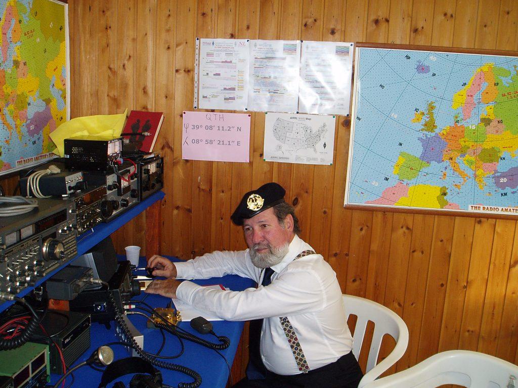 HP1CS On board IQ0AL